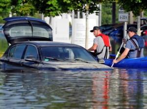 Как не купить «автомобиль-утопленник»